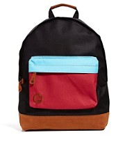 Mochila con diseo colour block de MiPac