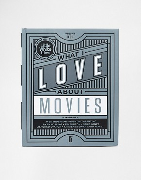 What I Love About Movies Book