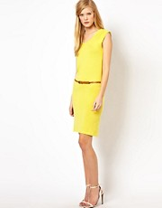 Sessun Jersey Dress with Belt