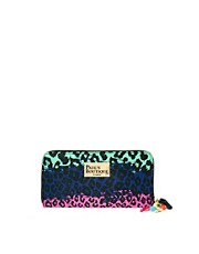 Monedero con estampado de leopardo multicolor Lizzie de Paul&#39;s Boutique