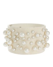 Brazalete de mueca con perlas de edicin limitada