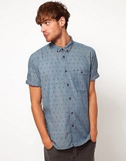 Jack &amp; Jones Mono Short Sleeve Shirt