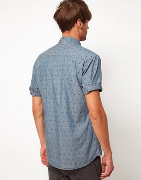 Image 2 of Jack & Jones Mono Short Sleeve Shirt