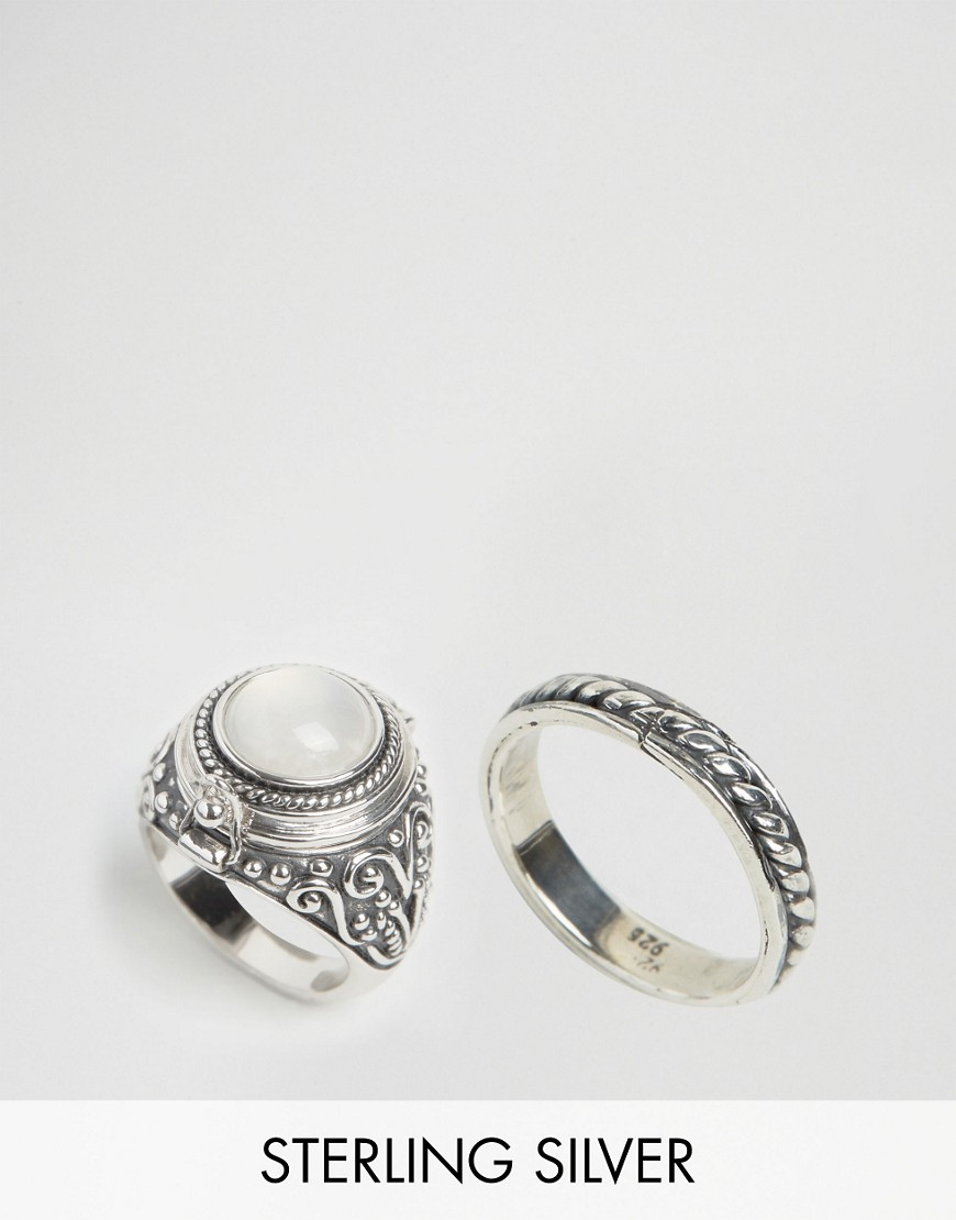 rock-n-rose-alma-white-onyx-poison-ring-multipack-silver