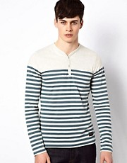 Ben Sherman T-Shirt Y Neck