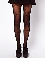 ASOS Swallow Print Tights