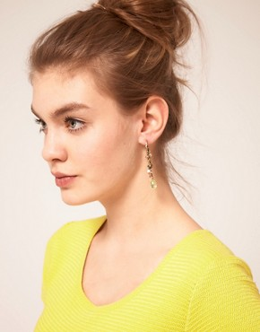 Image 2 ofLes Nereides Statement Drop Earrings