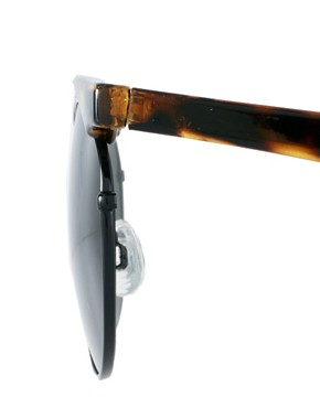 Image 4 of Spitfire Round Sunglasses