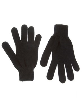 Image 1 ofASOS Knitted Gloves