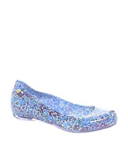 Melissa Ultragirl Liberty Ballet Flats