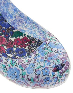Image 2 ofMelissa Ultragirl Liberty Ballet Flats