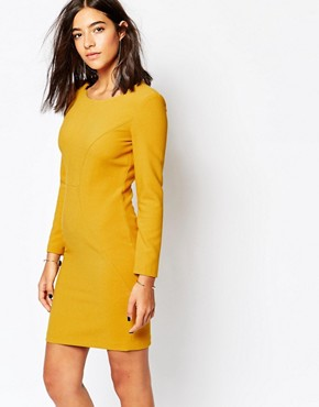 Sisley Bodycon Dress With Contouring