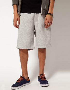 Image 1 ofAdidas Originals Fleece Shorts