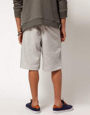 Image 2 ofAdidas Originals Fleece Shorts