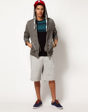 Image 4 ofAdidas Originals Fleece Shorts