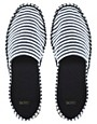 Image 3 ofASOS MARLEY Basic Stripe Espadrille