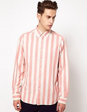 Camisa a rayas Deck de Plectrum by Ben Sherman