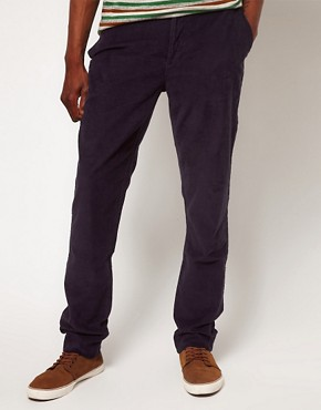 Image 1 ofPaul Smith Jeans Skinny Cord Chino