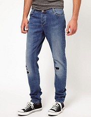 Iro Jeans Eliano Washed Skinny
