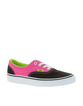 Image 1 ofVans Era Tri Tone Pink Trainers