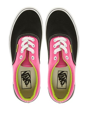 Image 3 ofVans Era Tri Tone Pink Trainers