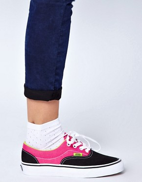 Image 4 ofVans Era Tri Tone Pink Trainers