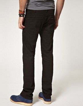 Image 2 ofLee Powell clean wash Slim Jeans
