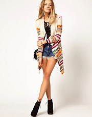 Minkpink South West Printed Festival Cardigan