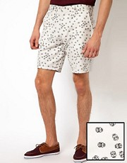 ASOS Shorts in Sugar Skulls