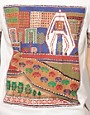 Image 3 ofVolklore T-Shirt with Village Print
