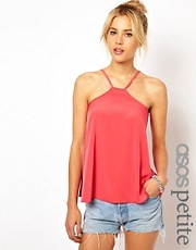 ASOS PETITE Exclusive Swing Cami