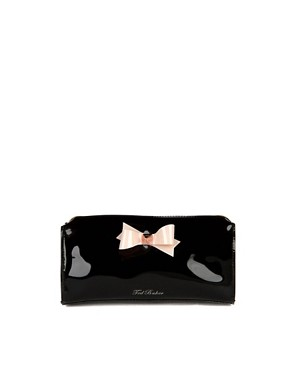 Image 1 ofTed Baker Bow Make-Up Case