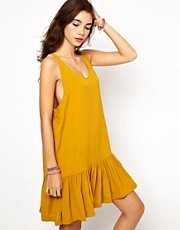 ASOS Sundress With Drop Waist