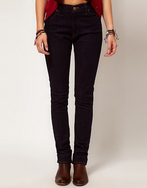 Image 1 ofDenim &amp; Supply By Ralph Lauren High Waist Skinny Jeans