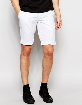 Minimum Chino Shorts In White