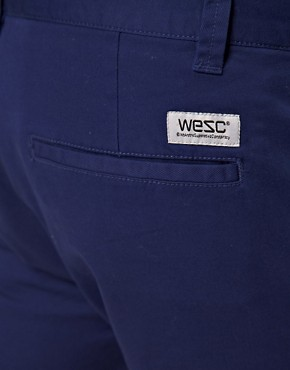 Image 3 of WESC Eddy Slim Fit Chinos Exclusive To Asos
