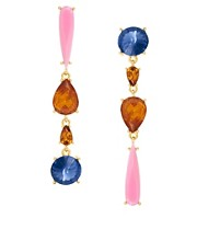 ASOS Colour Mismatch Earrings