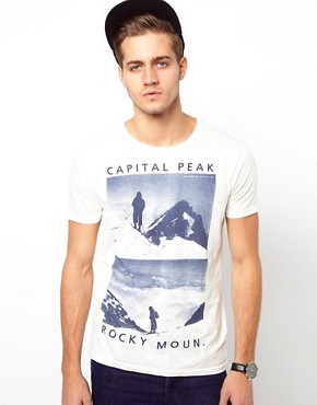 Image 1 of Selected Peak T-Shirt