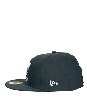 Image 4 ofNew Era 59Fifty Cap Brooklyn Nets