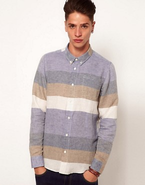 Image 1 ofHixsept About Stripe Shirt