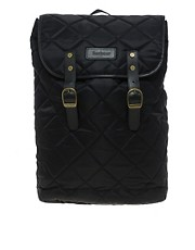 Barbour Quilted City Backpack