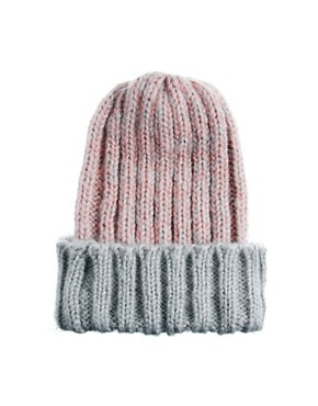 Image 2 ofASOS Chunky Rib Beanie