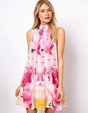 Ted Baker Aliah Floral Swing Dress