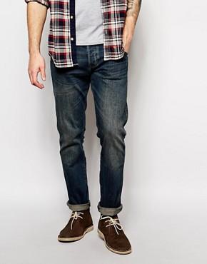 Wrangler Jeans Spencer Slim Fit Pawed Wash