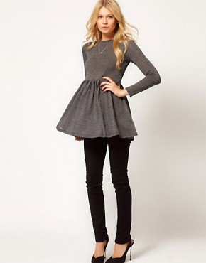 Image 4 ofASOS Tunic in Crepe