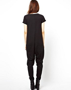 Image 2 ofASOS Onesie with Zip Front