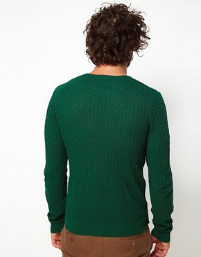 Image 2 ofASOS Cable Knit Jumper