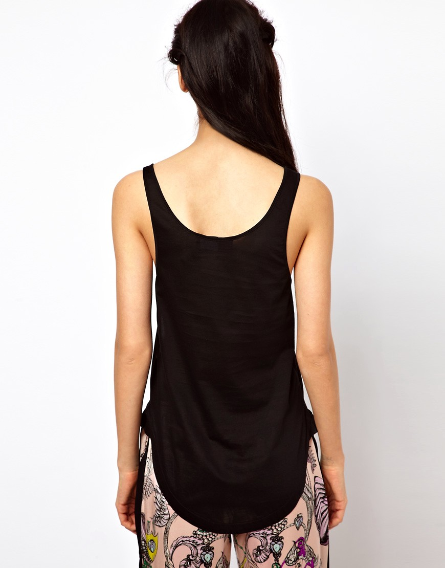 Image 2 of Kore by Sophia Kokosalaki Tank With Layer Print