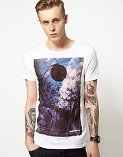 Supremebeing  Special Iron Tree  T-Shirt mit Fotodruck