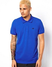 Adidas Originals Polo with Trefoil Logo